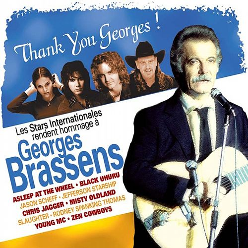 Play & Download Thank You Georges (Tribute to Georges Brassens) by Various Artists | Napster