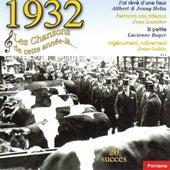 Play & Download 1932 : Les chansons de cette année-là (20 succès) by Various Artists | Napster