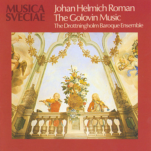 Roman: Golovin Music (The) by The Drottningholm Baroque Ensemble