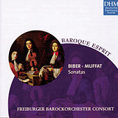 Play & Download Biber, Muffat: Sonatas by Freiburger Barockorchester | Napster