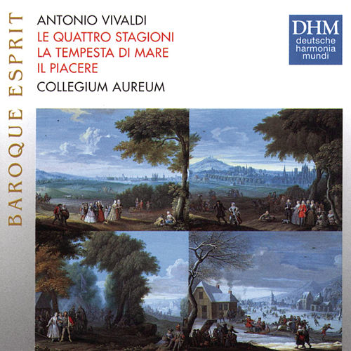 Play & Download Vivaldi: Le Quattro Stagioni, La Tempesta Di Mare, Il Piacere by Franzjosef Maier | Napster