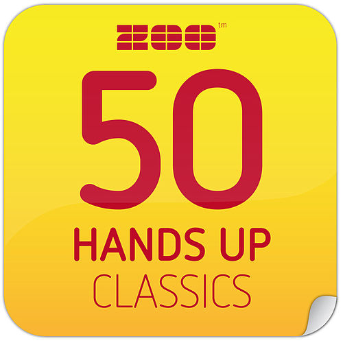 50 Hands Up Classics by Various Artists