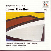 Play & Download Sibelius: Sym. No. 6 and No. 1 by Adrian Leaper | Napster