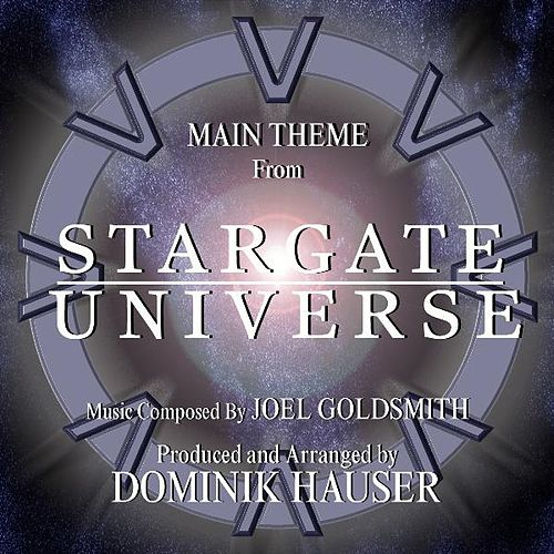 Main Theme from 'Stargate: Universe' By Joel Goldsmith by Dominik Hauser
