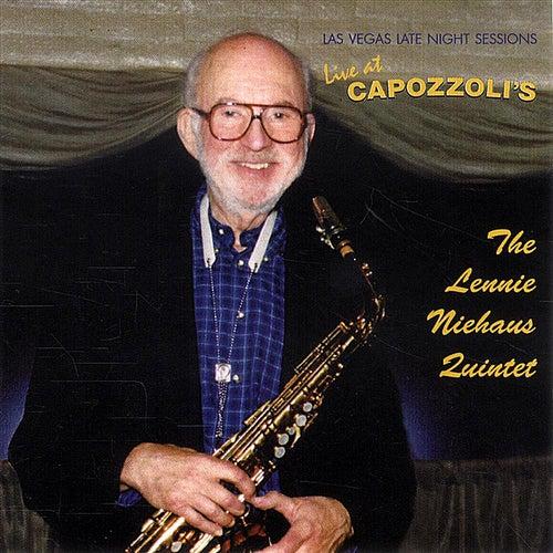 Live at Capozzoli's by Lennie Niehaus
