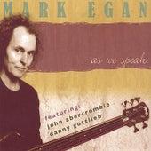 Play & Download As We Speak-2 CD set by Mark Egan | Napster