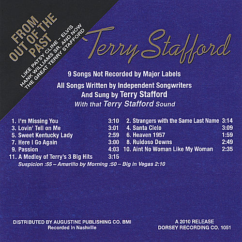 Play & Download From Out Of The Past by Terry Stafford | Napster