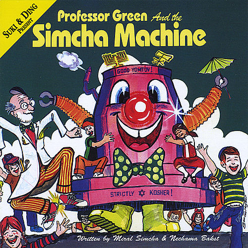 Play & Download Professor Green & the Simcha Machine by Professor Green | Napster