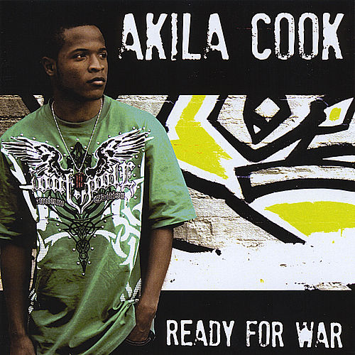 Play & Download Ready For War by Akila Cook | Napster