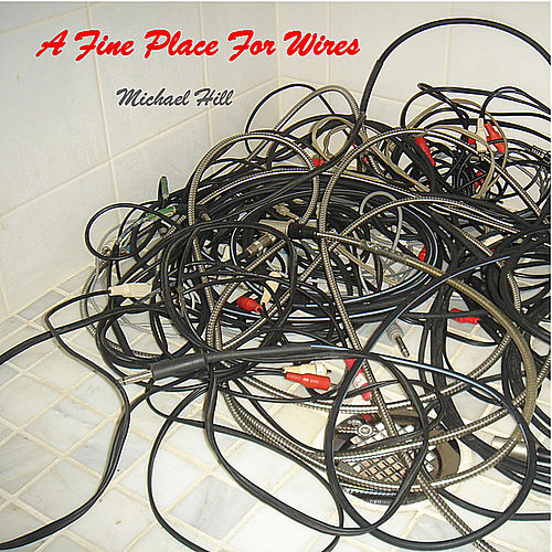 A Fine Place For Wires by Michael Hill