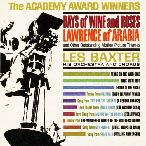 The Academy Award Winners by Les Baxter Orchestra