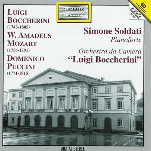 Play & Download Luigi Boccherini, Wolfgang Amadeus Mozart, Domenico Puccini by Luigi Boccherini | Napster