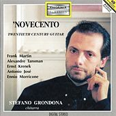 Play & Download Novecento  (Twentieth Century Guitar) by Stefano Grondona | Napster