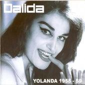 Yolanda 1958 - 59 by Dalida