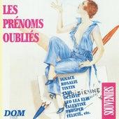 Play & Download Les prénoms oubliés by Various Artists | Napster