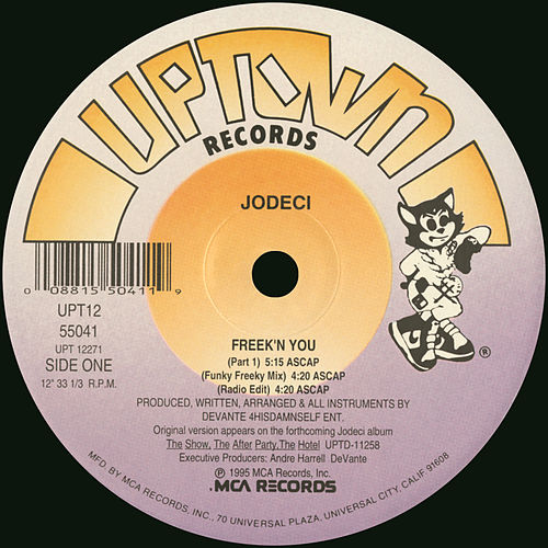 Play & Download Freek'n You by Jodeci | Napster