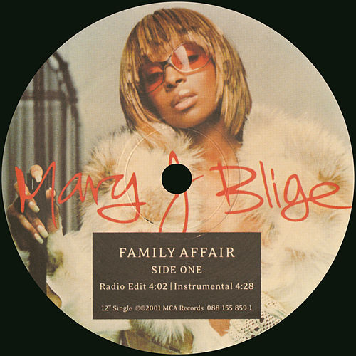 Play & Download Family Affair by Mary J. Blige | Napster