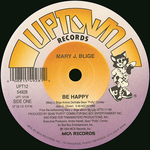 Play & Download Be Happy by Mary J. Blige | Napster