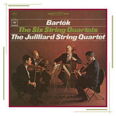 Play & Download Bartok: The Complete String Quartets - The 1963 Stereo Recordings by Juilliard String Quartet | Napster