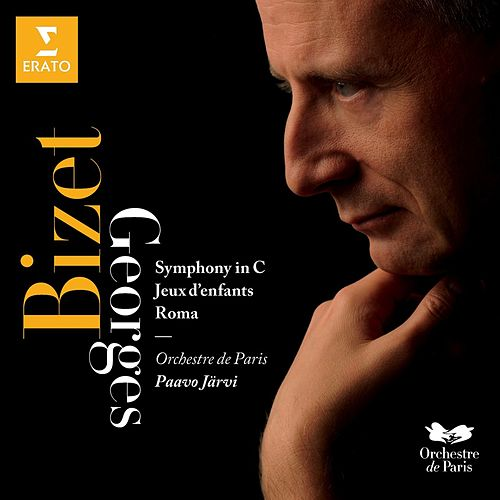 Bizet : Symphony in C, Jeux d'Enfants, Roma by Orchestre de Paris