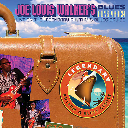 Play & Download Blues Conspiracy: Live On The Legendary Rhythm & Blues Cruise by Joe Louis Walker | Napster