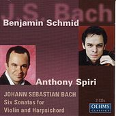 Play & Download Bach, J. S.: 6 Sonatas for Violin and Harpsichord by Various Artists | Napster