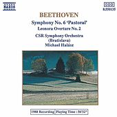 Play & Download Beethoven: Symphony No. 6 / Leonora No. 2 by Michael Halasz | Napster