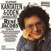 Telemann, G.P.: Cantatas and Odes by Various Artists