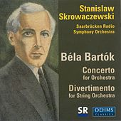 Play & Download Bartok, B.: Divertimento / Concerto for Orchestra by Stanislaw Skrowaczewski | Napster