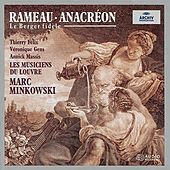 Play & Download Rameau: Anacréon by Various Artists | Napster
