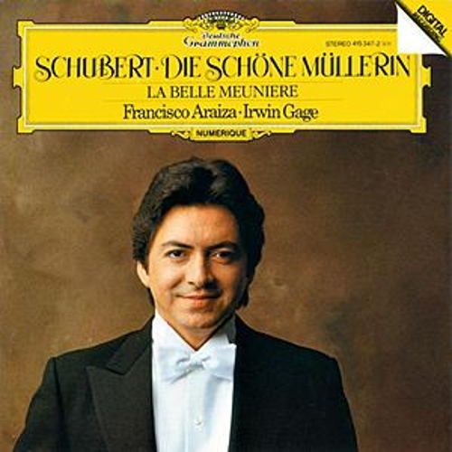 Play & Download Schubert: Die Schöne Müllerin D795 by  Francisco Araiza | Napster