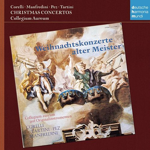 Play & Download Weihnachtskonzerte by Collegium Aureum | Napster