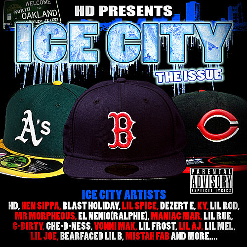 HD Presents: Ice City ABC The Issue by Various Artists