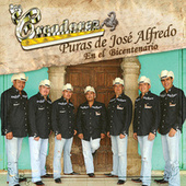 Play & Download Puras De José Alfredo by Los Creadorez | Napster