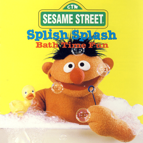 Sesame Street: Splish Splash - Bath Time Fun by Various Artists