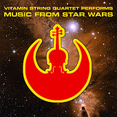 Vitamin String Quartet Tribute to Star Wars by Vitamin String Quartet