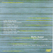 Martin Boykan: Second Chances by Various Artists
