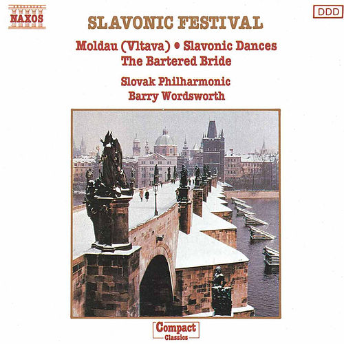 Slavonic Festival by Barry Wordsworth