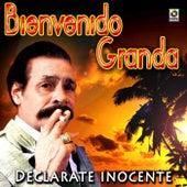 Play & Download Declarate Inocente - Bienvenido Granda by Bienvenido Granda | Napster