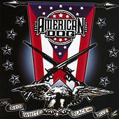 Play & Download Red, white, black and blue by American Dog | Napster