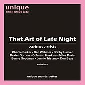 That Art of Late Night by Various Artists