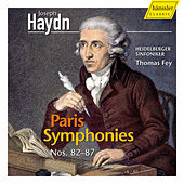 Haydn: Paris Symphonies by Thomas Fey