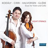 Duos for Violin and Cello by Eight Strings