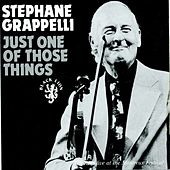 Just One Of Those Things by Stephane Grappelli