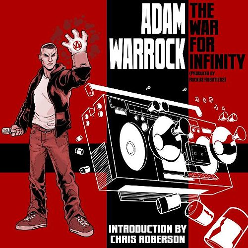 Play & Download The War For Infinity by Adam WarRock | Napster