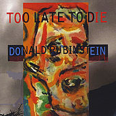 Too Late To Die by Donald Rubinstein