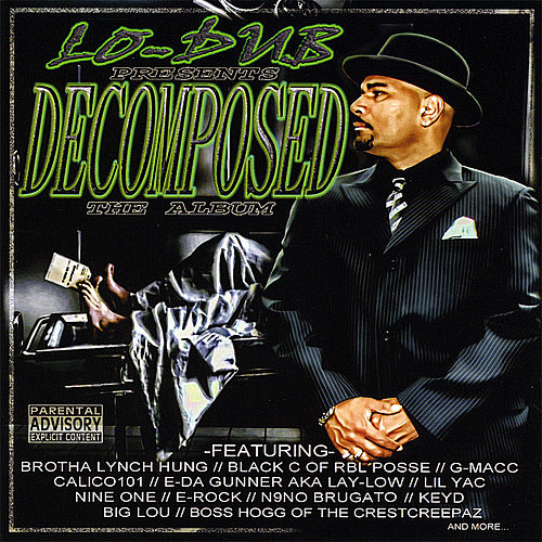 Play & Download Decomposed by Lo-Dub | Napster