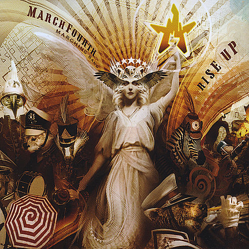 Play & Download Rise Up by Marchfourth Marching Band | Napster