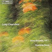 Play & Download Cherubini: String Quartets Nos. 1 in E Flat Major and 2 in C Major by David Quartet | Napster