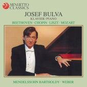 Josef Bulva plays Concert Pieces and Sonatas by Josef Bulva